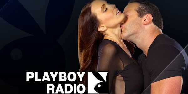 Our Appearance on Playboy Radio!